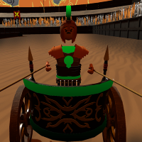 Chariot Chasers VR Game